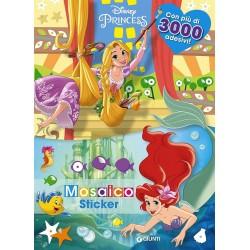 Mosaico Sticker - Princess