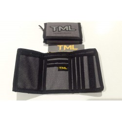 Portafoglio TML Grigio