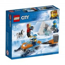 Lego City  ESPLORAZIONE ARTICO
