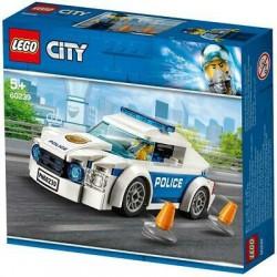 Lego City AUTO POLIZIA