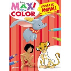 DISNEY - MAXI SUPER COLOR...